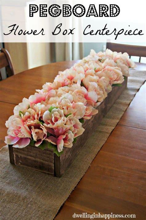 25 best ideas about planter box centerpiece on pinterest