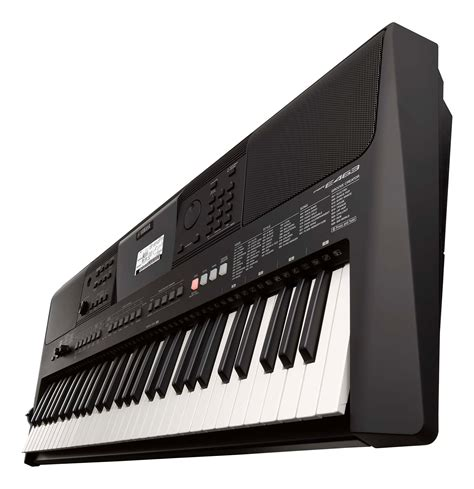 yamaha keyboard psr yamaha psre463 61 note portable touch response keyboard psr e463 cranbourne musical
