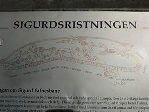 Sigurdsristningen  Eskilstuna  Sverige