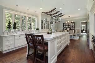 Riverstone Sink by 22 Luxury Galley Kitchen Design Ideas Pictures
