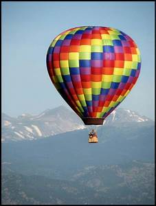50 Hot Air Balloon Pictures That can Set the Mood