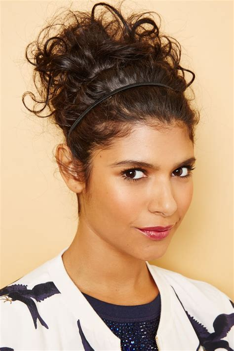 gorgeous messy hairstyles for curly hair hair world magazine