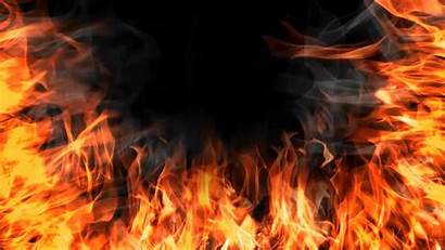 Fire Background Tablet