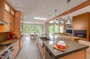 open kitchen floor plans pictures open floor plan kitchen home decorating trends homedit