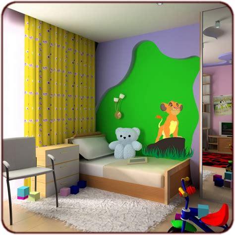 chambre bébé décoration murale chambre bebe vert bleu