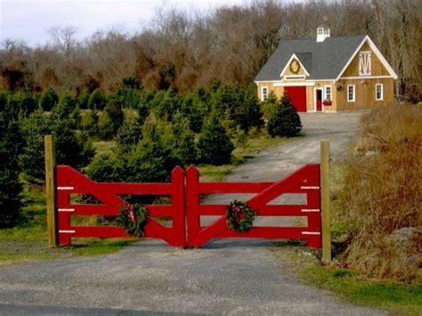 best christmas tree farm ri best 25 farm fencing ideas on farm fence pasture fencing and fencing
