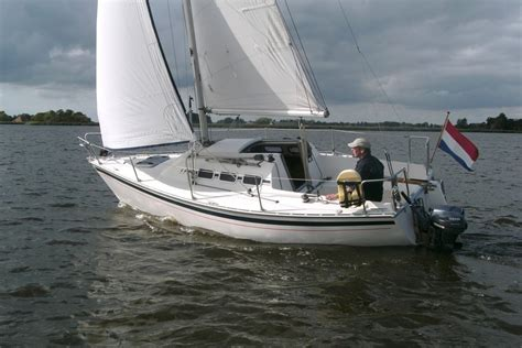 Kosten Kajuitzeilboot by Friendship 22 Sport Red Snapper Zeiljacht Huren Veel