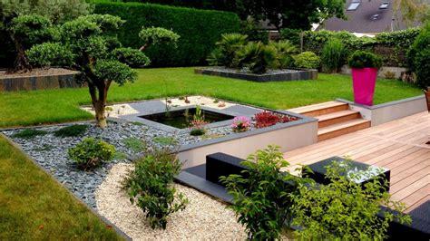 idee deco massif jardin nouvel essence