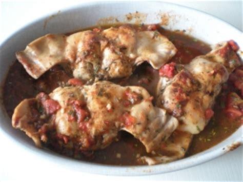 cuisiner rable de lapin rables de lapin plat principal recettes
