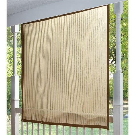 Roll Up Patio Shades by 6x6 Roll Up Shade 174536 Awnings Shades At