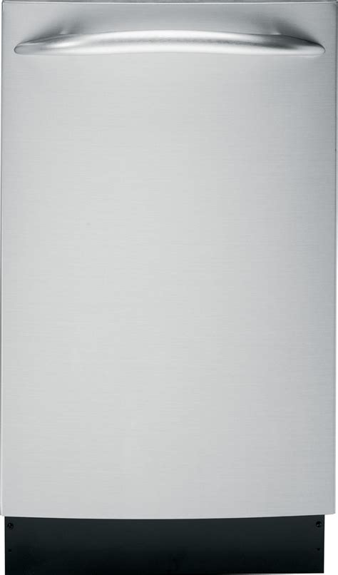 pdwnss ge profile series  built  dishwasher stainless steel