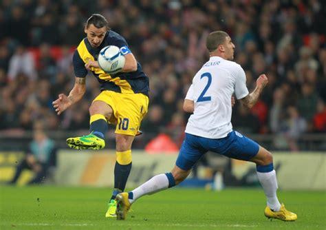 Soccer – International Friendly – England v Sweden ...