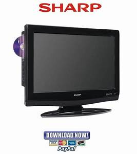 Sharp Lc-26dv28ut Service Manual  U0026 Repair Guide