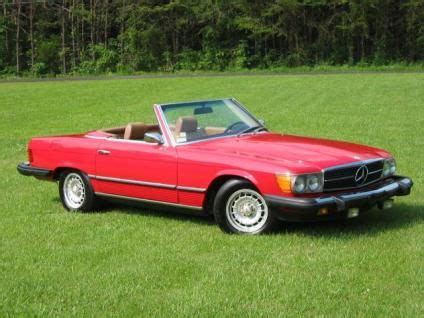 Carter or his successor puts a stop to all such. 1980-1989 Mercedes 450 SL Although it was carried over from the 1970's the Mercedes 450SL set ...