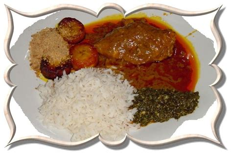 cuisine congolaise best of congo brazzaville food chicken moambe bonvoyageurs