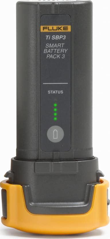 fluke ti sbp smart battery pack tequipment