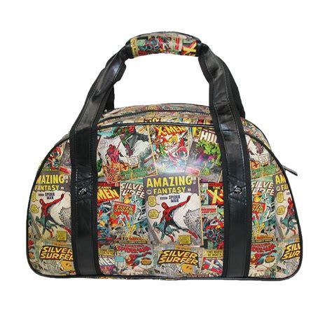 marvel gym bag    fun unique   carry