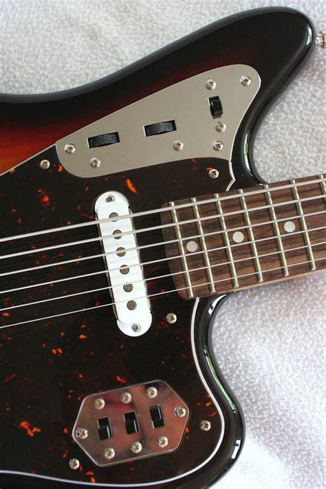 Jaguar Baritone by Fender Jaguar Baritone Custom Japan Image 435950