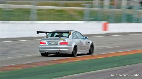 extremely loud bmw    oversized spoiler youtube