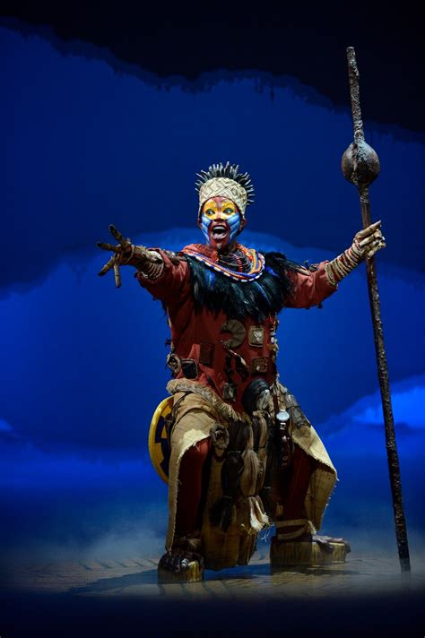 theatre blog review  lion king uk  july