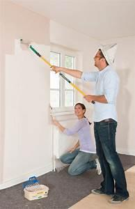 Wand Stellenweise Streichen : richtig streichen ~ Watch28wear.com Haus und Dekorationen