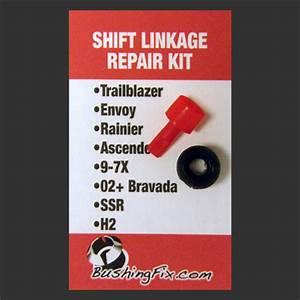 Dodge Dart Shift Cable Repair Kit