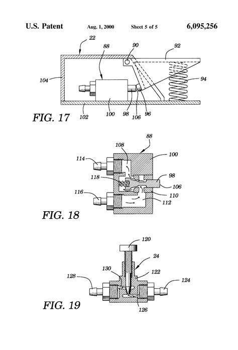 Patent US6095256 - Hand-held pneumatic impact tool and