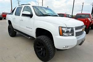 2011 Chevrolet Avalanche Lt Z71 Lifted 4 U00d74 Truck For Sale