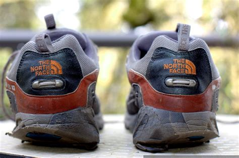 photo: tread wear due to supination? over pronation? or ...