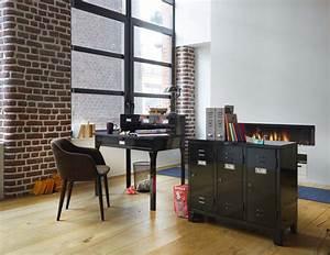Alinea Meuble Salon : decoration salon style loft collection boheme alinea ~ Teatrodelosmanantiales.com Idées de Décoration
