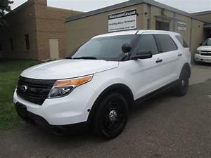 2014 Ford Explorer Awd Police Interceptor 4dr Suv In