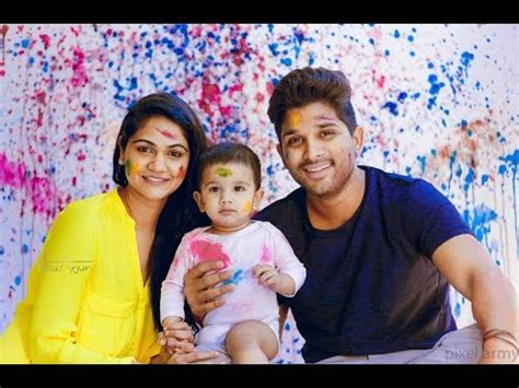 jeevitha serial actress age telugu actor quot allu arjun with wife son quot youtube