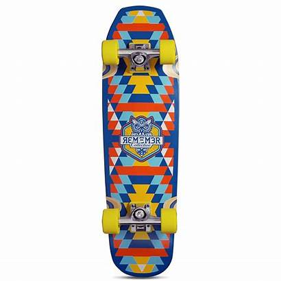 Remember Tempe Scout Collective Cruiser Complete Longboard