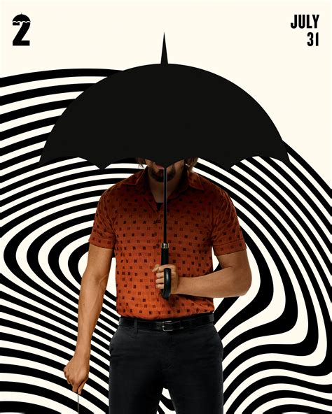 THE UMBRELLA ACADEMY - New Character Posters for Season 2 ...