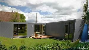Container Haus Plan : modern shipping container house in germany need floor plans take these into consideration ~ Eleganceandgraceweddings.com Haus und Dekorationen