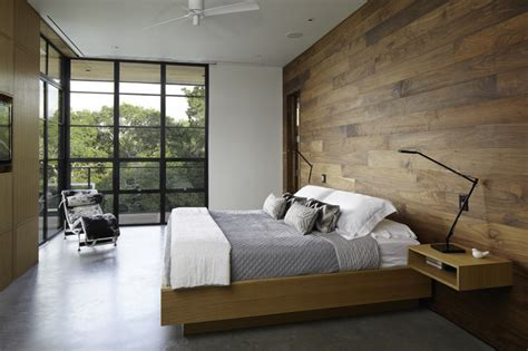 20 Wood Panel Bedroom Design Decor Ideas (with Pictures