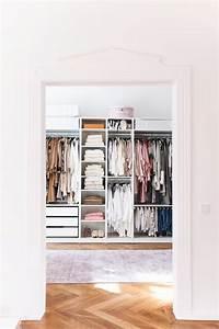 Wohnungsupdate Mein Offener Und Begehbarer Kleiderschrank