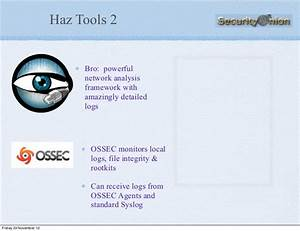 Ossec vm - ossec is a multiplatform, open source and free host intrusion