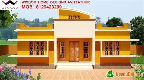 kerala modern style home design  square feet
