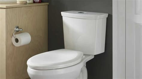 toilets h2option dual flush right height elongated toilet by american standard new