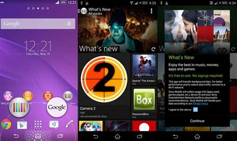 install xperia z2 s quot what s new quot app on all rooted xperia devices naldotech