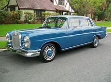 1966 MercedesBenz 230S German Cars For Sale Blog