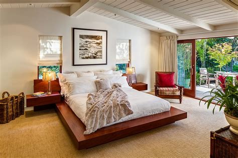 mid century bedroom butterfly beach villa 50s ranch style home goes midcentury modern with flair