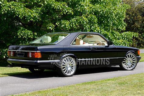 Mercedes-Benz 500SEC Coupe Auctions - Lot 8 - Shannons