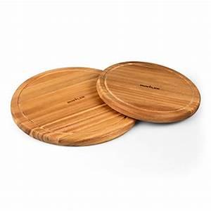 Servierbrett Holz Rund : rustler schneidebrett servierbrett aus akazienholz im ~ Michelbontemps.com Haus und Dekorationen