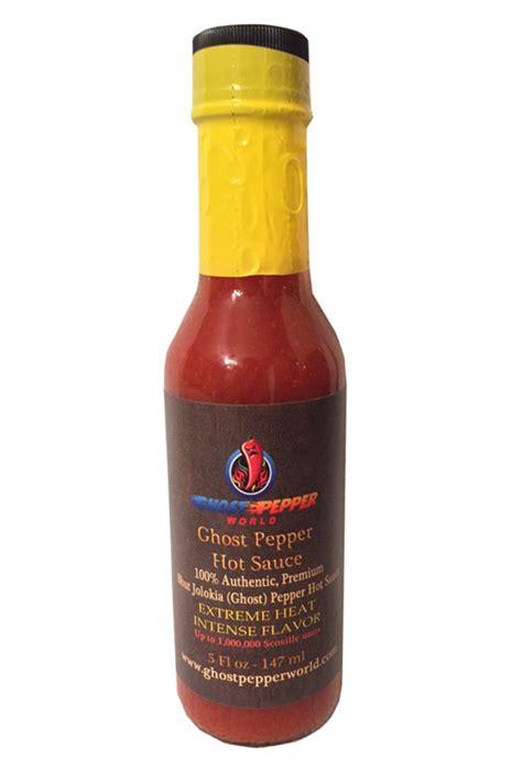 hot sauce reviews ghost pepper world ghost pepper hot sauce