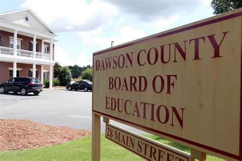 school board approves calendar dawson county news