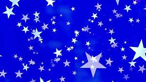 Red White And Blue Abstract Background With Stars Stock ...