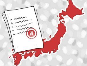 Japan is set to begin recognizing bitcoin as a legal method of payment starting tomorrow. Bitcoin regulations in Japan and their effects on other ...