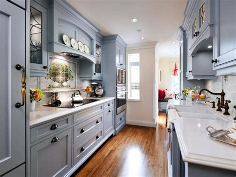 Blue Traditional Kitchen Pictures